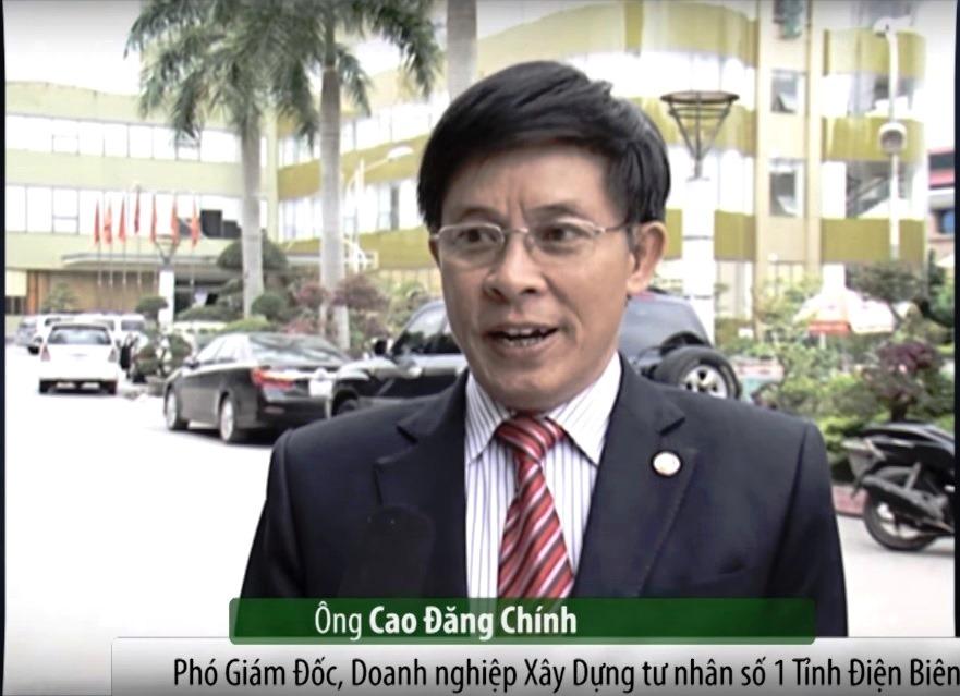 Mr Cao Dang Chinh