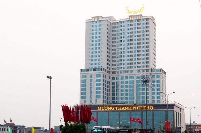 Mường Thanh Luxury Phú Thọ nhận chứng nhận Guest Review Awards của Booking.com