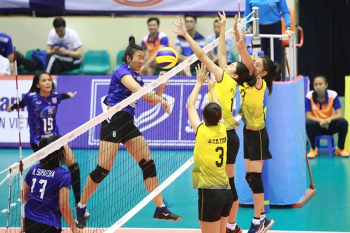 Mường Thanh Luxury Bắc Ninh đồng hành cùng Giải bóng chuyền U19 nữ Châu Á