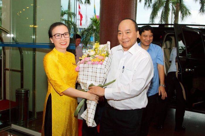 Mường Thanh Grand Phương Đông tiếp đón Thủ tướng Nguyễn Xuân Phúc