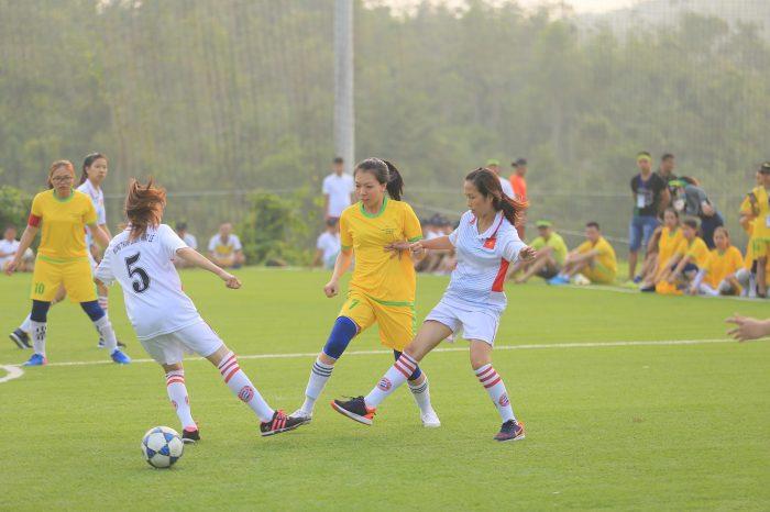 CBNV thi đấu 7 bộ môn thể thao tại Đại hội Mường Thanh 2018