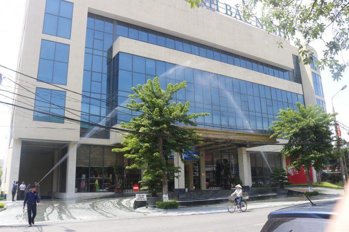 Khách sạn Mường Thanh Luxury Bắc Ninh diễn tập PCCC