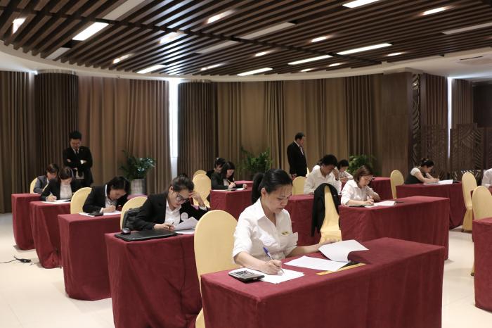 Hé lộ format vòng chung kết nghiệp vụ Nhân sự Đại hội Mường Thanh 2018