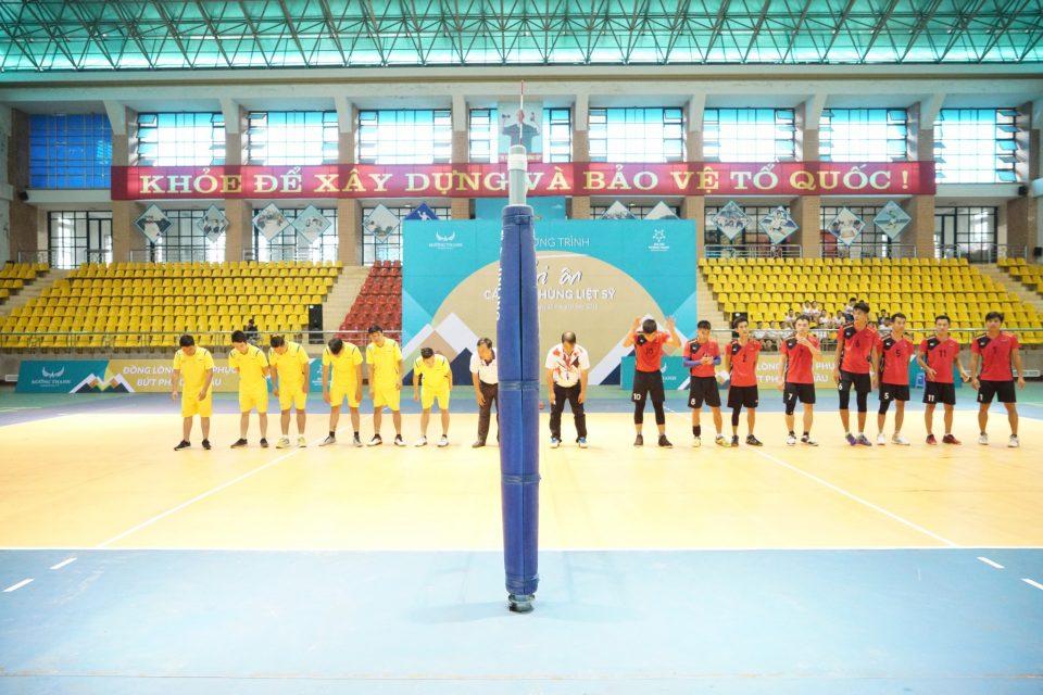 Khai mạc thể thao - Đại hội Mường Thanh 2018