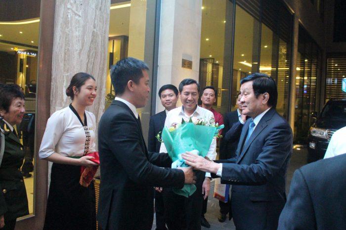 Mường Thanh Luxury Hà Nam đón đoàn đại biểu dự lễ tưởng nhớ đồng chí Lương Khánh Thiện