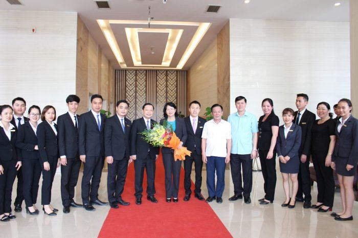 Mường Thanh Holiday Mộc Châu tiếp đón Quyền Chủ tịch nước Đặng Thị Ngọc Thịnh
