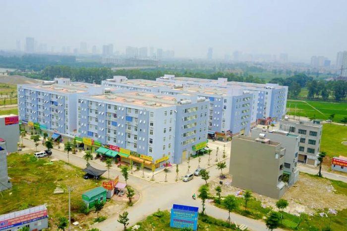 Khu đô thị Thanh Hà đầu tư hệ thống nước máy sông Đà