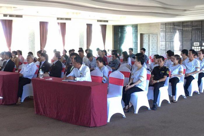Mường Thanh Holiday Mũi Né tổ chức chương trình Đối thoại người lao động