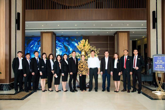 Mường Thanh Luxury Hà Nam vinh dự tiếp đón nguyên Thủ tướng Nguyễn Tấn Dũng