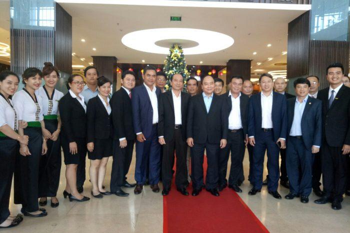 Mường Thanh Luxury Buôn Ma Thuột tiếp đón Thủ tướng Nguyễn Xuân Phúc