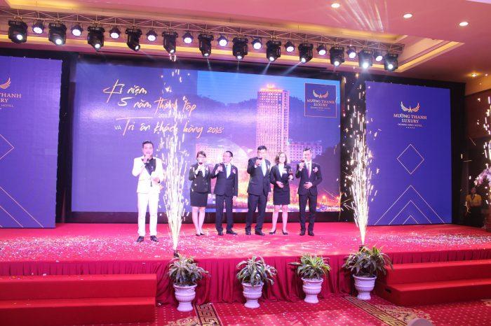 Mường Thanh Luxury Quảng Ninh tưng bừng đón sinh nhật 5 tuổi