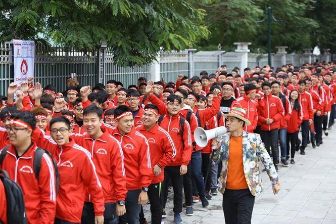 Mường Thanh đồng hành cùng 'Chủ nhật Đỏ 2019' với tư cách nhà tài trợ Vàng