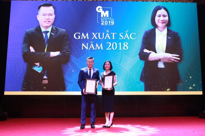 Gặp gỡ 2 GM xuất sắc nhất Tập đoàn khách sạn Mường Thanh