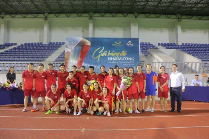 Bế mạc Giải bóng đá Nhà Mường Football Cup 2019