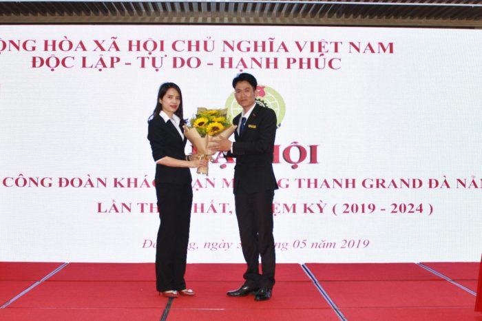 Mường Thanh Grand Đà Nẵng bầu Ban chấp hành Công đoàn khách sạn khóa mới