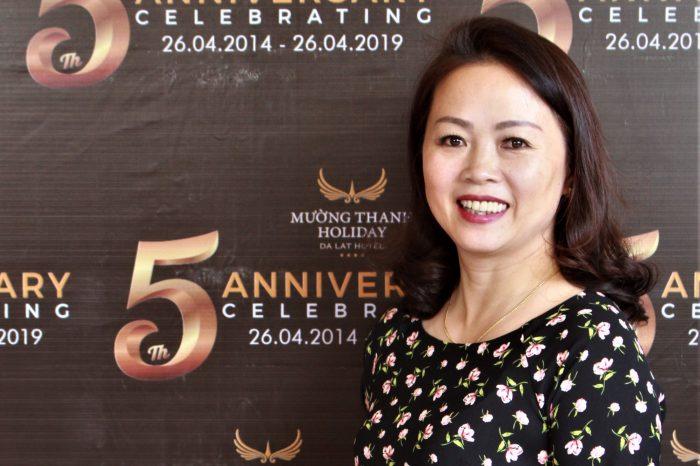 GM Mường Thanh Đà Lạt: 'Đào tạo nghiệp vụ luôn song hành cùng hoạt động kinh doanh'