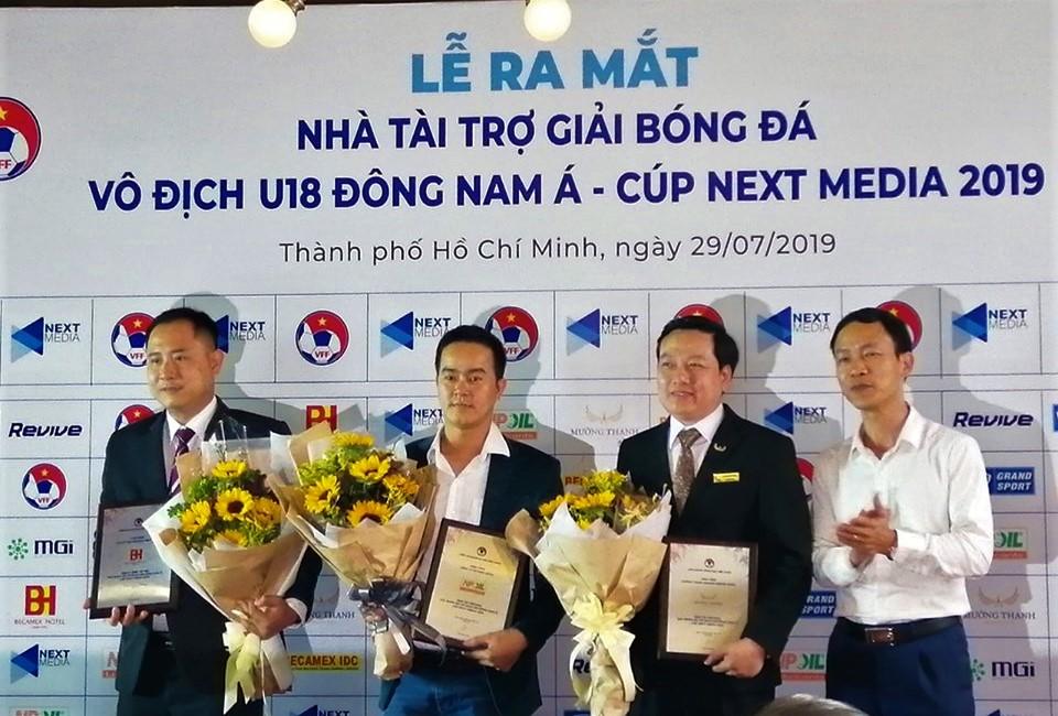 Mường Thanh trở thành Nhà tài trợ chính thức Giải bóng đá vô địch U18 Đông Nam Á 2019
