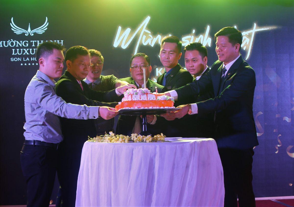 Mường Thanh Luxury Sơn La tưng bừng kỷ niệm sinh nhật 1 tuổi