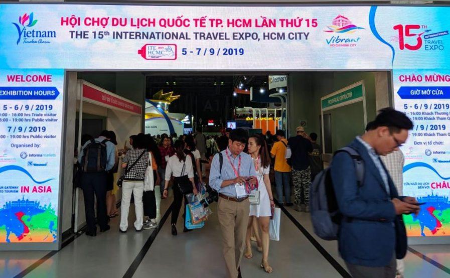 Mường Thanh tham gia một trong hai hội chợ du lịch quốc tế lớn nhất năm
