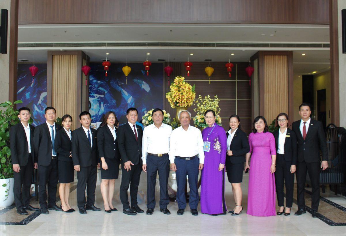 Mường Thanh Luxury Hà Nam đón tiếp Phó Chủ tịch Quốc hội Uông Chu Lưu