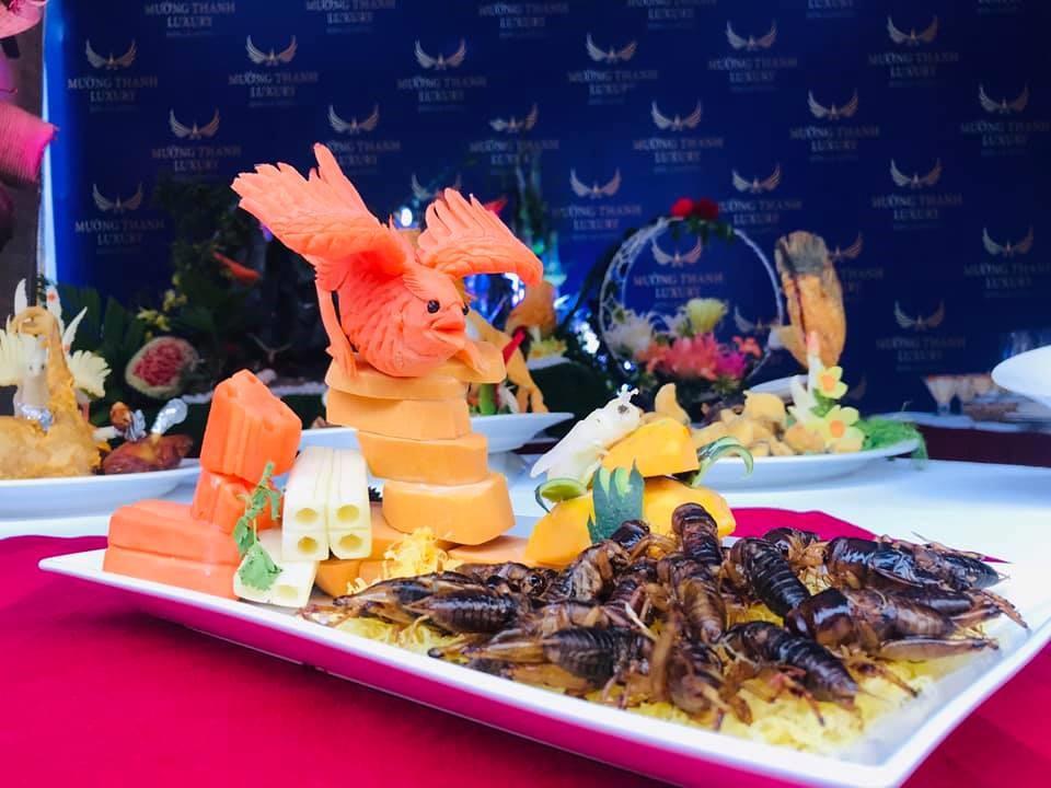 Mường Thanh Luxury Sơn La đạt giải Nhất Hội thi ẩm thực dân tộc tỉnh Sơn La 2019