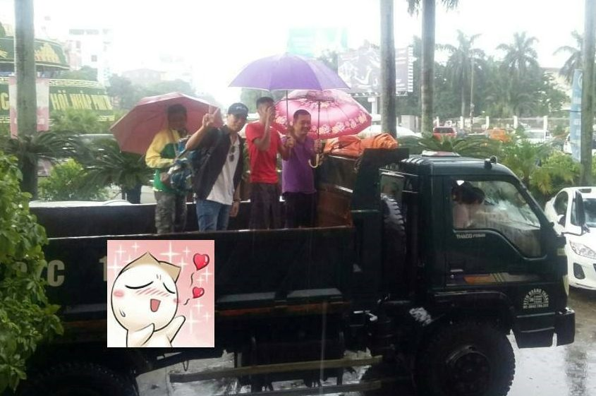 Người Mường Thanh với câu chuyện vượt khó trong mưa lụt tại Thành phố Vinh – Nghệ An