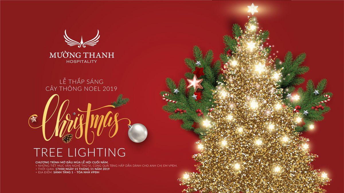 """Văn phòng Điều hành và các KSTV sẽ tổ chức """"Lễ thắp sáng cây thông Noel 2019"""" vào ngày 15/11"""
