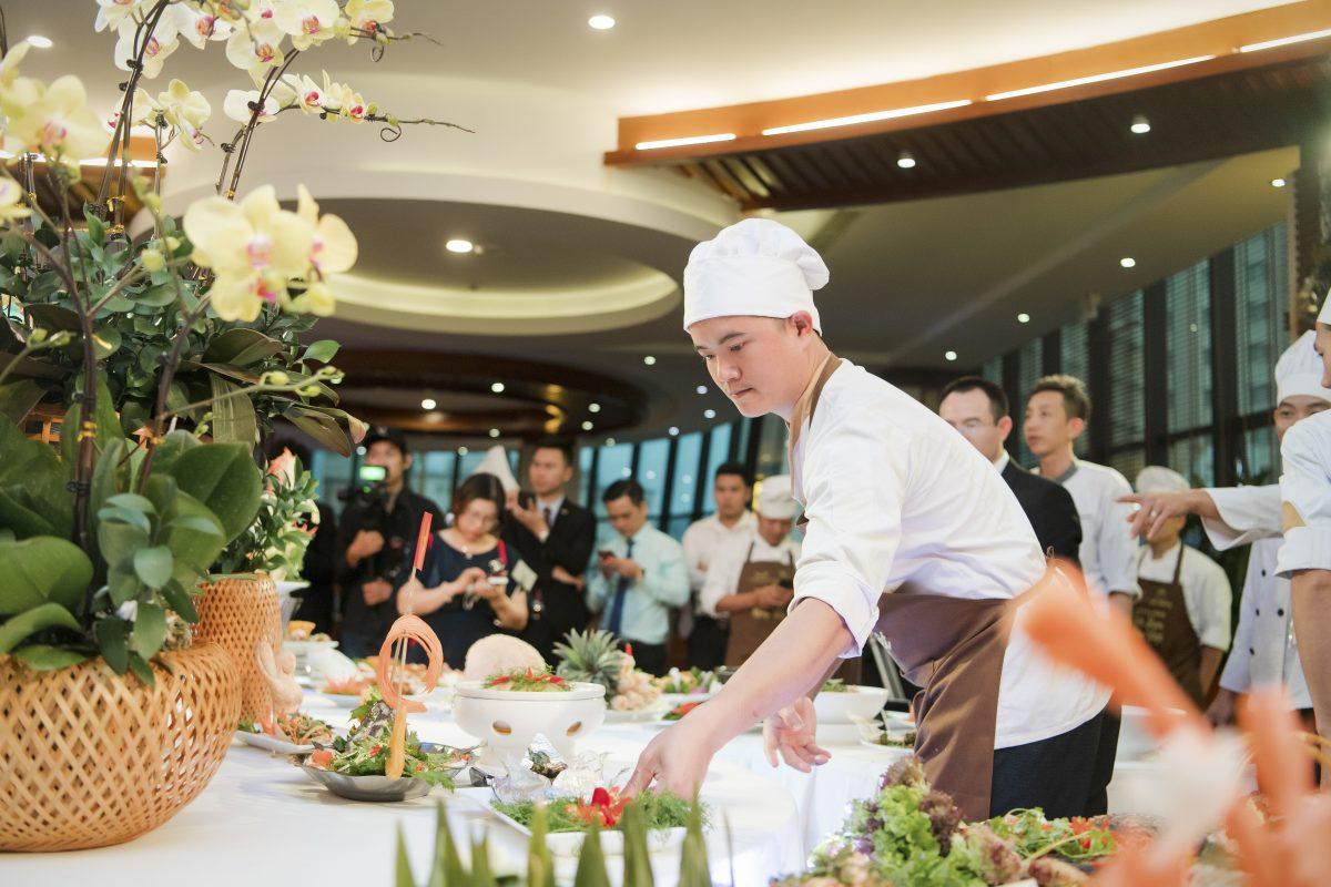 Những hình ảnh đáng nhớ tại cuộc tranh tài ẩm thực lớn nhất năm của Tập đoàn Mường Thanh