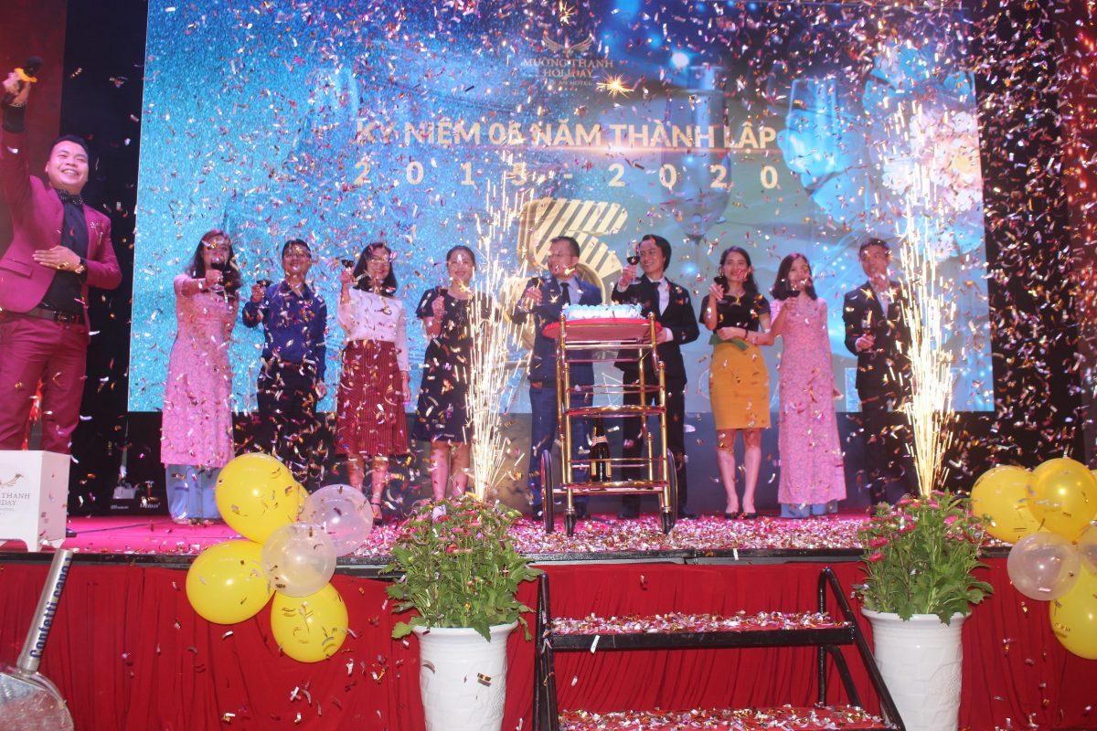 Mường Thanh Holiday Hội An tưng bừng kỷ niệm sinh nhật 5 tuổi