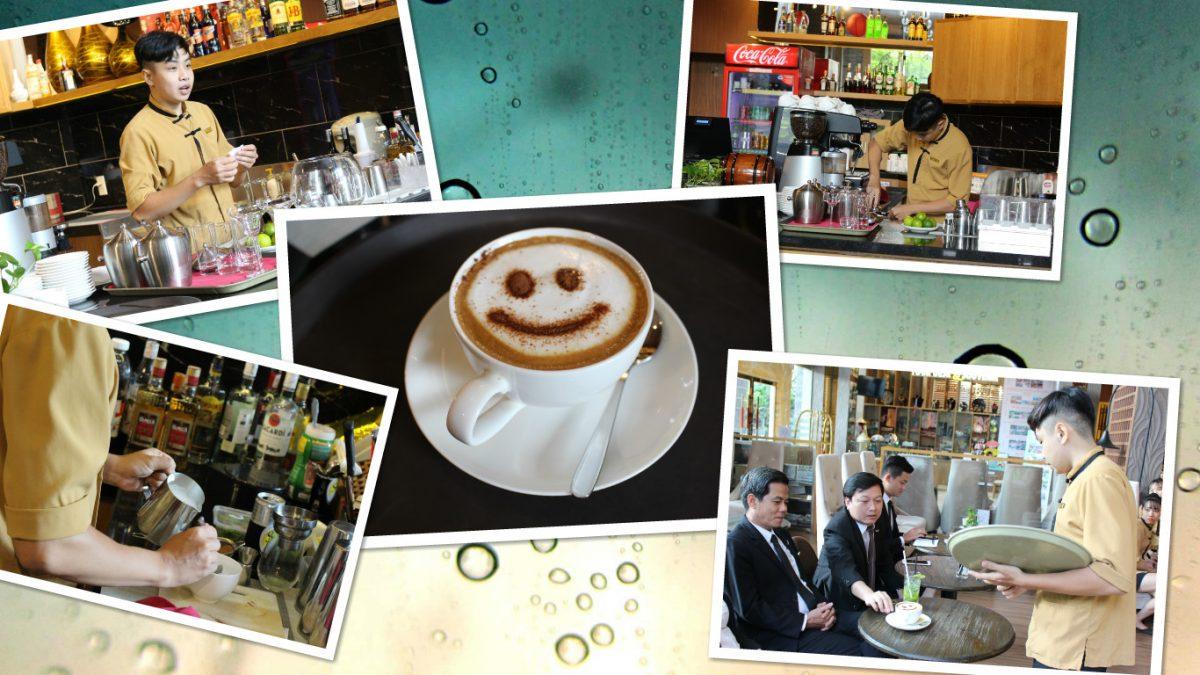 """Những hình ảnh thú vị từ lớp đào tạo 'Bartender Training"""" của Mường Thanh Grand Sài Gòn Centre"""