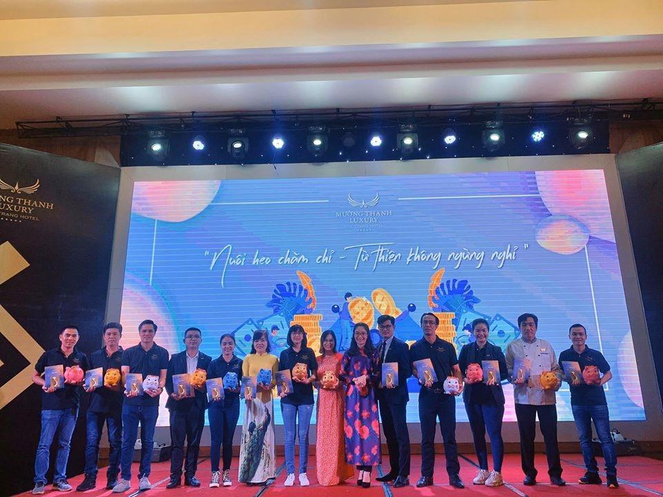 CBNV Mường Thanh Luxury Nha Trang vui vẻ với chương trình Họp mặt nhân viên Quý I/2020