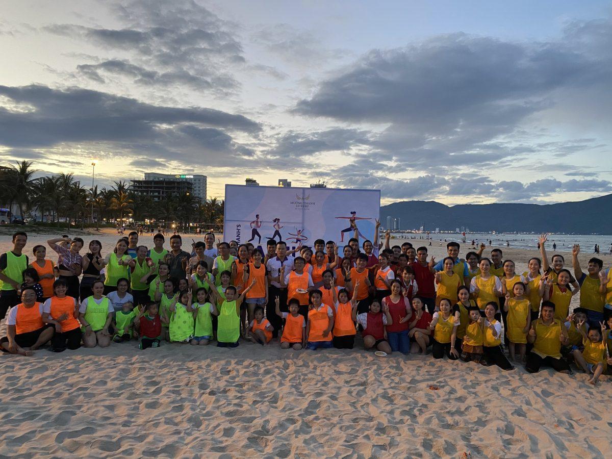 Tổ chức hoạt động Mường Thanh's Family Sport Day tại các khách sạn thành viên