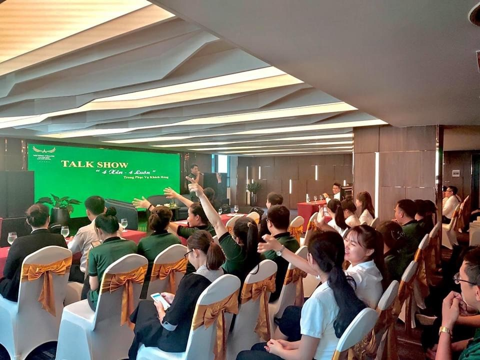 Mường Thanh Luxury Sài Gòn: 'Con đường đi đến thành công bằng sự tử tế'
