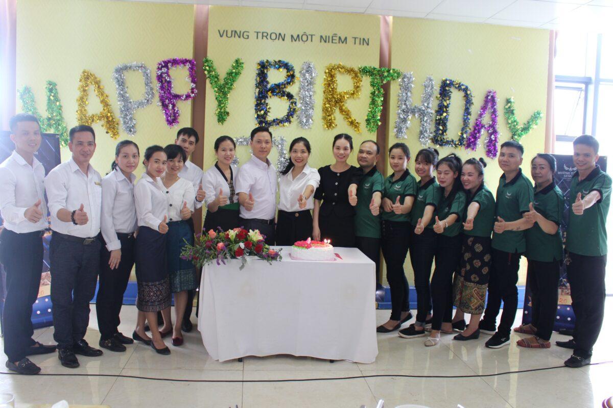 Mường Thanh Luxury Vientiane kỷ niệm 4 năm ngày thành lập