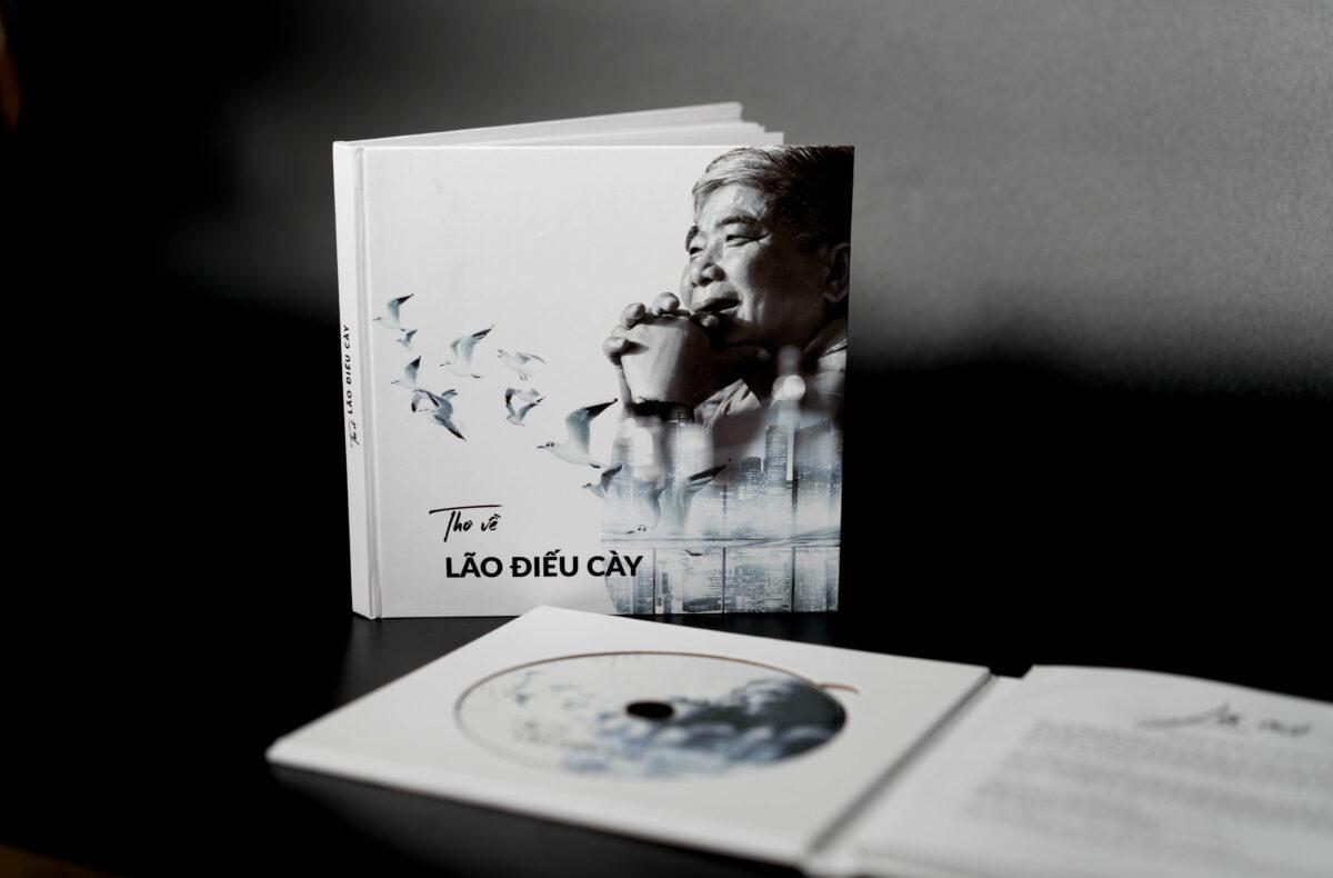 """Ra mắt Cuốn đĩa nhạc """"Thơ về Lão điếu cày"""""""