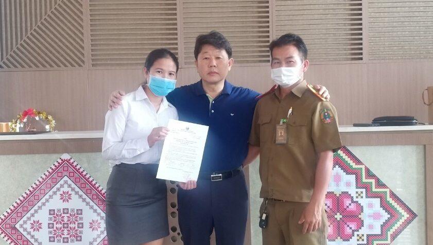Mường Thanh Luxury Vientiane đảm bảo an toàn đón khách cách ly