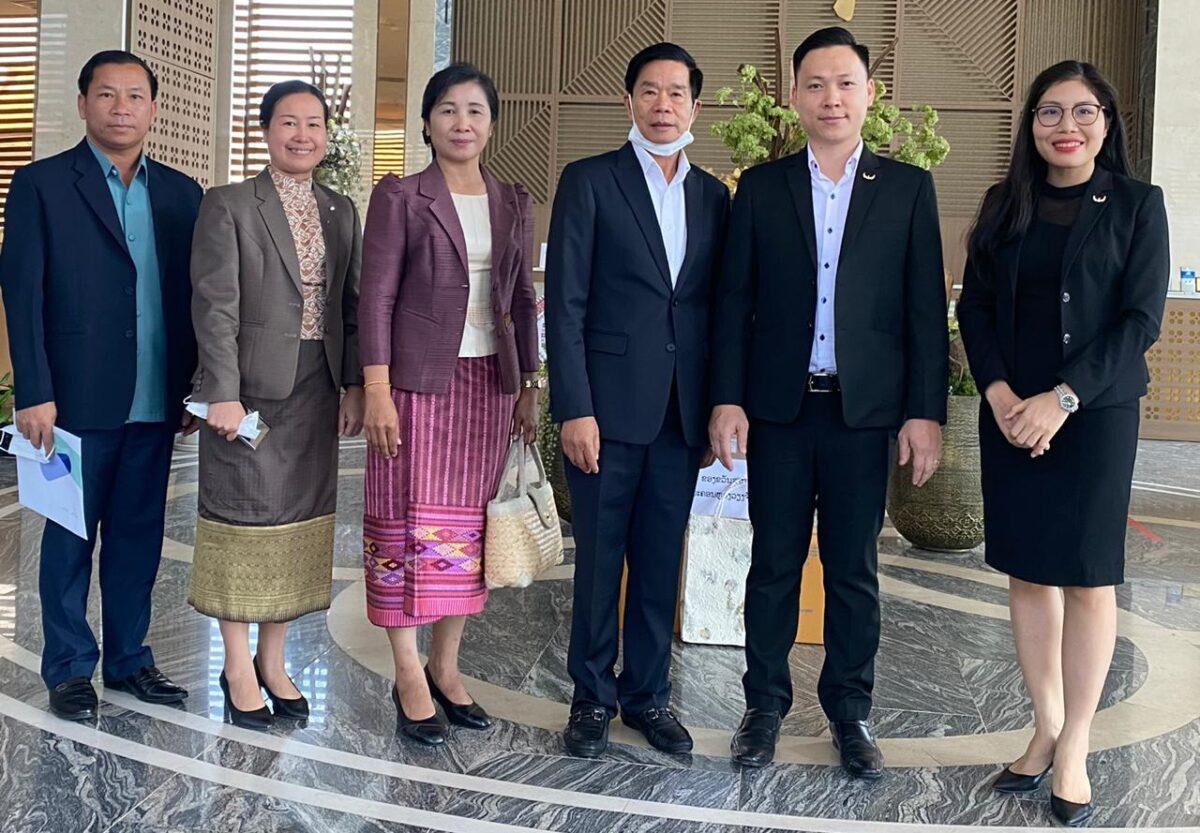 Mường Thanh Luxury Vientiane phục vụ tốt công tác đón đoàn đại biểu tham dự Đại hội Đảng NDCM Lào lần thứ 11